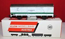 Klein Modellbahn, H0, 3155, Thermoschutzwagen der ÖBB,Typ Hbikks-ttu, OVP, neu
