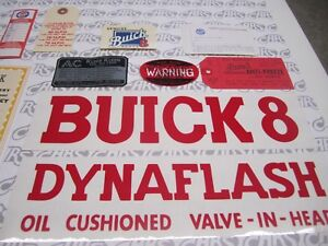 1939 Buick Decal Kit | Set of 19