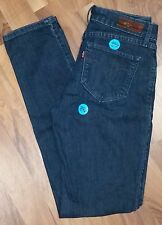 Levi's Bold Curve Skinny Blue Jeans women's size 25 in. (#896) EUC