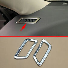 Front Air Vent Overlay Trim For Nissan Rogue X-Trail T32 Qashqai J11 Accessories