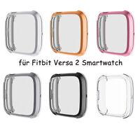 Schutzhülle Rahmen Bumper Watch Case Cover Kit für Fitbit Versa 2 Smartwatch MV