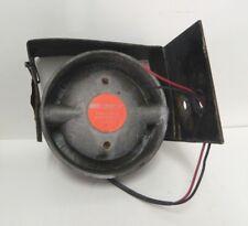 Code 3 Public Safety Equipment Slim Line Siren Motorcycle Speaker With Bracket