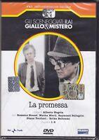 Dvd Sceneggiati RaiI LA PROMESSA di A. Negrin con Rossano Brazzi completa 1979