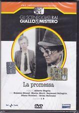 Dvd Sceneggiati RaiI «LA PROMESSA» di A.Negrin con Rossano Brazzi completa 1979