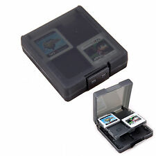 Black 16 Slot in 1 Game Card Holder Storage For 3DS & DS holder storage box