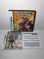 Solatorobo Red The Hunter Nintendo DS Case And Manual Only Authentic