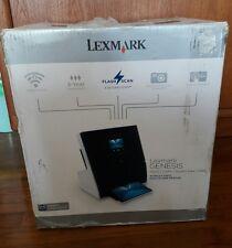 New Lexmark Genesis S815 Wireless All-In-One Inkjet Printer FlashScan open box