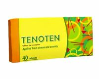 Tenoten - Calming and Sedative Effects Anti Stress - (40-160) tablets 10/21