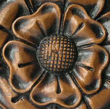 ENGLISH Tudor Rose riproduzione medievale Oak Chiesa intaglio regalo unico Ludlow