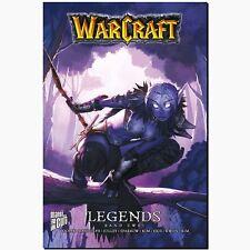 Warcraft Legends 2 Geschichtensammlungen für alle Manga Manwha und Blizzard-Fans