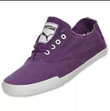 New PUMA Purple Tekkies Jam Casual Shoes Size 9 (7UK 40.5EUR)