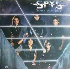 SPYS - Behind Enemy Lines (LP, Album) Vinyl Schallplatte 117421