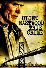 NEW DVD // True Crime // CLINT EASTWOOD , JAMES WOODS, DENIS LEARY