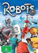 Robots (DVD, 2006) Robin Williams, Drew Carey, Halle Berry