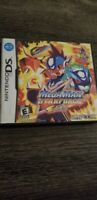 Mega Man Star Force: Leo (Nintendo DS, 2007)