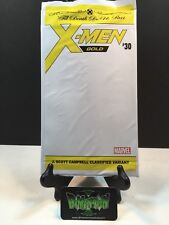 X-MEN GOLD #30 J SCOTT CAMPBELL SEALED IN A POLYBAG VARIANT NEAR MINT