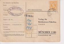 Bizone/AM-Post, Mi. 13Az EF, Brüggen/Niederrh., 11.2.46, sign.Wehner BPP