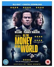 All the Money in the World (with UltraViolet Copy) [Blu-ray]