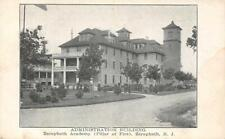 Administration Building, Zarephath Academy (Pillar of Fire) NJ Vintage Postcard