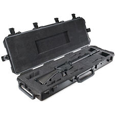 Pelican Storm 3200B weapons case with foam black