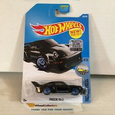 Porsche 934.5 #320 * Black * 2017 Hot Wheels Factory Set * A2