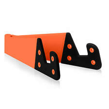 Smartphone soporte móvil Tablet mesa soporte plegable universal Orange
