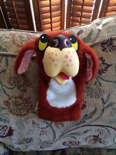 Original 1969 Bernardo Pull String Puppet by Mattel restored to talk/cleaned