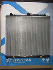 Radiator Navara D40 05- RX ST ST-X Auto 2.5L T Diesel Spain Vin Starts *V* KOYO