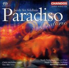Jacob Ter Veldhuis: Paradiso Super Audio Hybrid CD (CD, May-2003, Chandos)