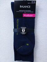 Hudson Men's Sport Socks Balance Socks Left Right Anatomical Plush Sole