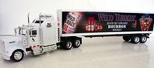 KENWORTH W900 Semi Tractor/Trailer Trucks Diecast 1:43 Wild Turkey Graphics