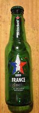 Bouteille vide de bière Heineken, Coupe d'Europe de Football 2016, France ,