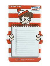Dónde Está Wally Papel Alfombrilla de escritorio para hacer Listas WALDO