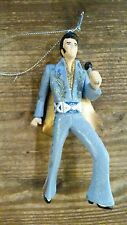 Elvis Presley - Blue suit - ornament/hanger - NEW with Label