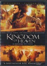 Kingdom of Heaven (2-Disc Set, DVD, 2005, Widescreen, Canadian)