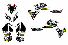 Suzuki LTR450R GRAPHIC KIT STIKERS DECALS LTR PEGATINAS DECALS LTR 450 R