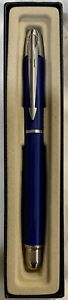 Parker Vector XL Royal Blue CT Roller Ball Pen