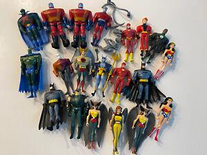 DC Comics Justice League Unlimited Action Figure Lot