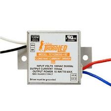 Fulham TC11200350-15C 350mA 15 Watt 120V Input - 50V Output LED Driver 18742