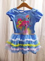 My Little Pony Costume Dress up  Crinoline Tutu Princess Pastel