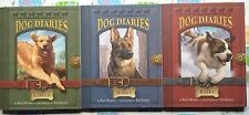 Lot of 3 Dog Diaries, # 1, 2 & 3 NEW Paperback Ships Free