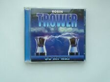 Robin Trower promotional Go My Way 2000 cd