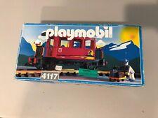 Playmobil Train 4117 New Red Passenger Car
