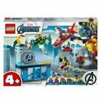 LEGO 76152 Marvel 4+ Avengers Wrath of Loki Set