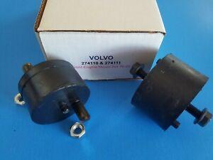 Volvo 240 - 242 - 244 - 245 - 264 -760 2.4 - 1975-1993 Front Motor Mounts L&R