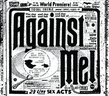 AGAINST ME! - 23 LIVE SEX ACTS 2 CD NEU