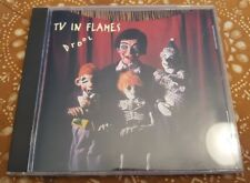 Drool TV In Flames (CD, 1993, Reprise Records)