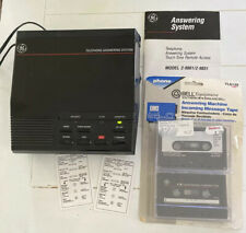 Vintage GE Model 2-9861A Telephone Answering Machine System