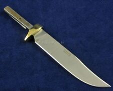"Knife Making Hunting Mini Bowie 3 1/2"" Blade Blank"