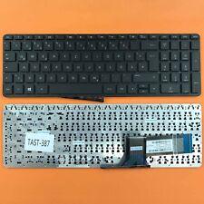 DE - Tastatur Keyboard ohne Rahmen, ohne Beleuchtung komp. für HP Pavilion 17-F